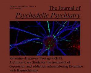 Studie Ketamin-Hypnose-Therapie bei Depressionen Dr Scheib /Sophie Adler